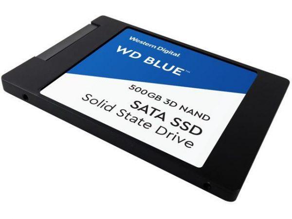 WD BLUE 3D NAND SATA SSD هارد