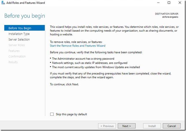 image thumb 347 - نحوه تنظیم Active Directory در ویندوز سرور ۲۰۱۶